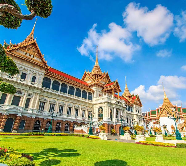 Bangkok Highlights Sightseeing Tour