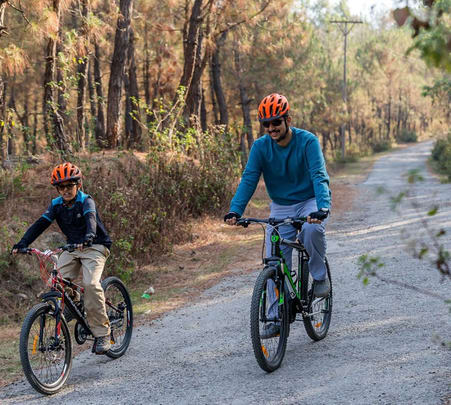 Rent a Mountain Bike in Dharamsala / Mcleod Ganj