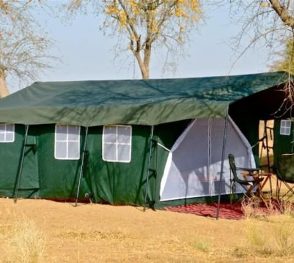 Desert Experience in Tented Camp, Jodhpur