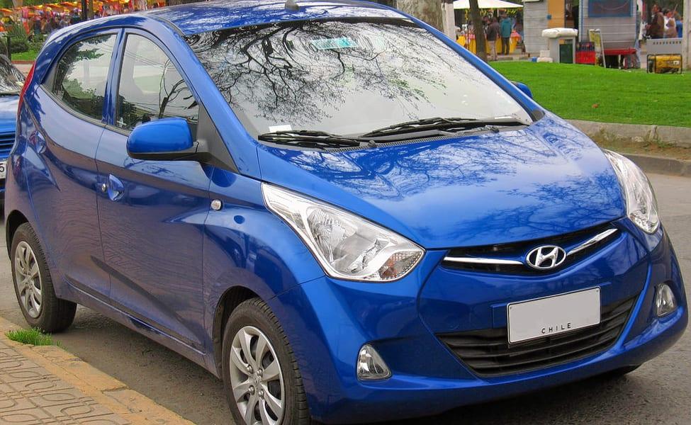 Rent A Hyundai Eon In Hyderabad