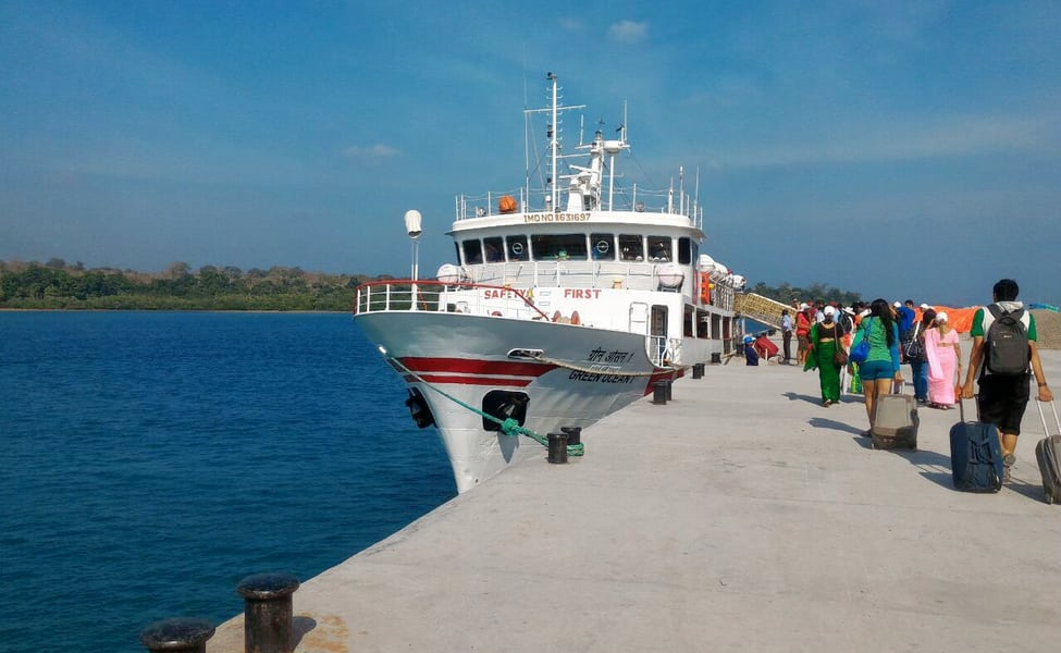 Andaman Nicobar Tour Package By Ship