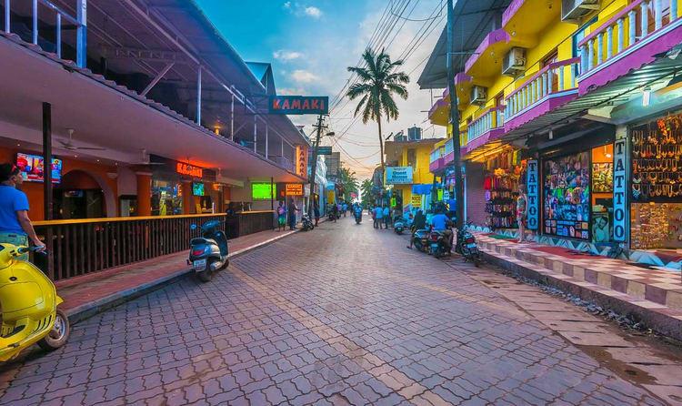 Tito's Street