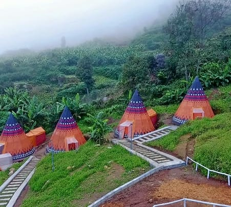 Camping in Kodaikanal with Multi- Adventure Activities