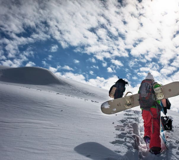 Basic and Advanced Snowboarding Camp in Manali