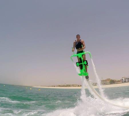 FlyBike Experience in Dubai