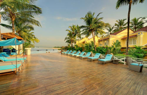 27luxury Stay At Mayfair Resorts Goa