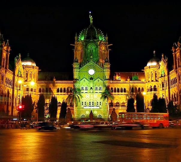 Mumbai Night Tour