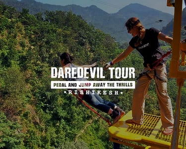 Rishikesh Daredevil Tour Flat 16% off