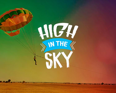 Parasailing at Jaisalmer Flat 20% off
