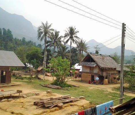 Full Day Hill Tribe Village Safari