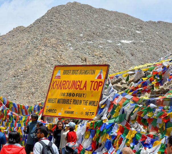 Ladakh Sightseeing Tour with Stay at Tso Moriri