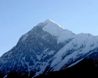 Yuksom Dzongri Trek in Sikkim, 2019