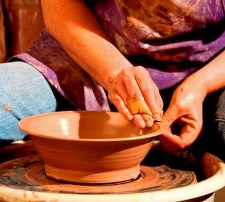 Pottery and Clay Art Workshop, Bangalore