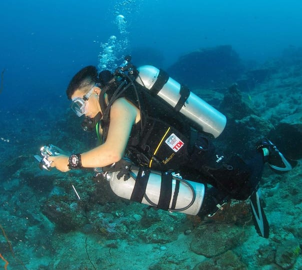 Scuba Diving Course in Malaysia