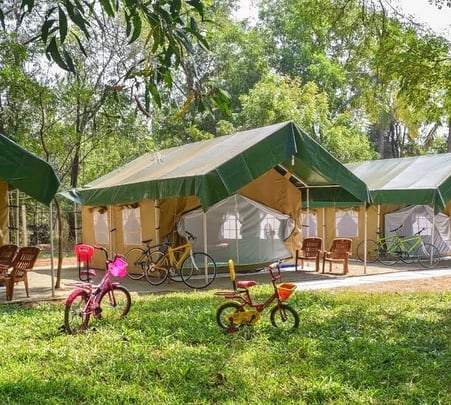 Luxury Camping Experience Near Chennai - Flat 21% Off