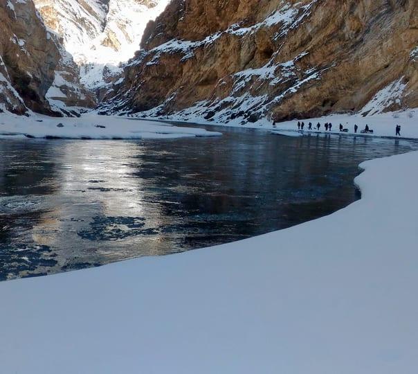 Chadar Trek - Frozen River Zanskar Trek - 2018