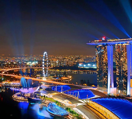 Singapore Flyer Tickets & City Tour Combo - Flat 16% off