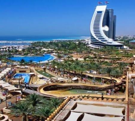 Wild Wadi Water Park Tour in Dubai