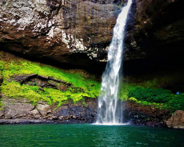 Trek to Devkund Waterfall near Mumbai @ 1280 Only