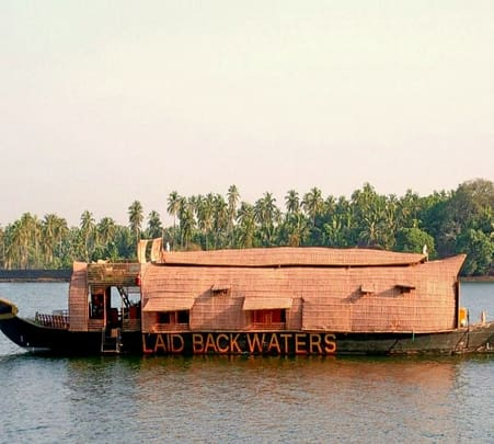 Houseboat Cruise in Goa