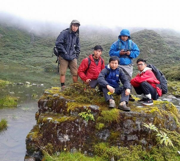 Excursion in Bhutan