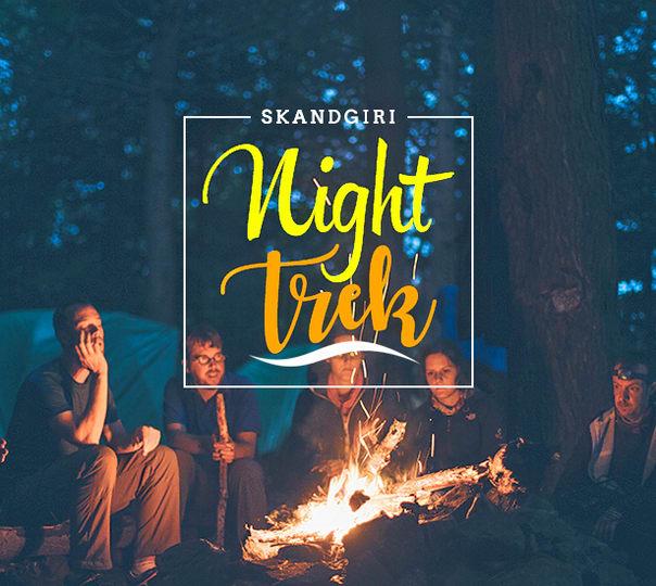 Night Trek in Skandagiri, Bangalore