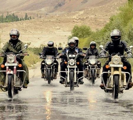 Goa to Hampi Bike Tour