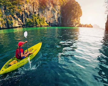 Mangrove Kayak Trip in Krabi - Flat 30% off