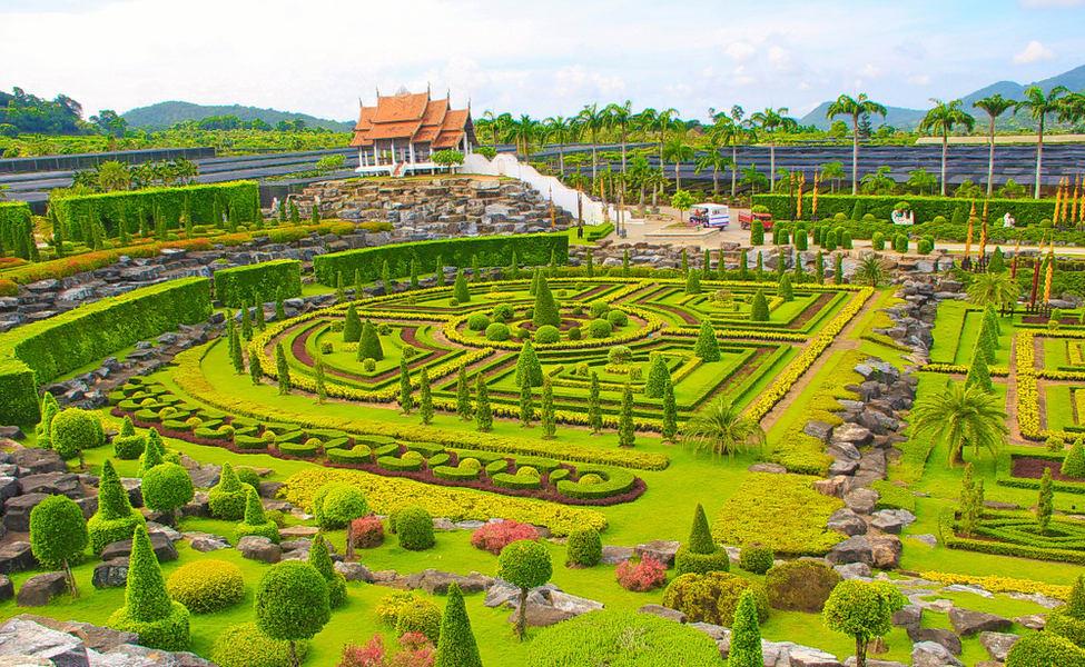 ... Nong Nooch Tropical Garden, Pattaya Flat 28% Off. FeaturedCashback 650*