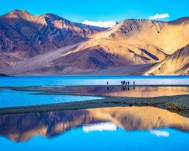Leh Group Tour Package with Turtuk Village