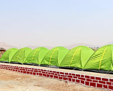 Lakeside Camping Experience near Jhadhavwadi Lake @ 940 Only