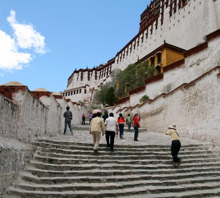 15 Days Lhasa to Ancient Kingdom Tour of Tibet