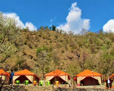 Nature Camping in Dharamshala Flat 15% off