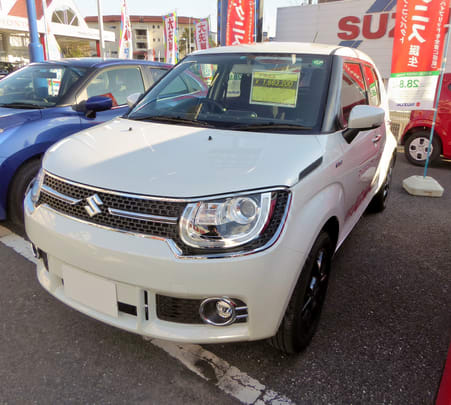 Rent a Maruti Ignis Automatic in Coimbatore