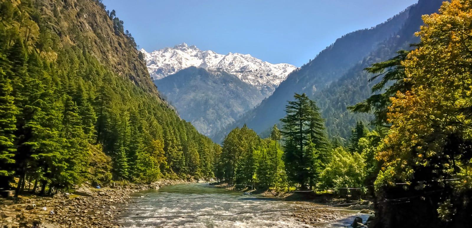 Image result for Kasol, Himachal Pradesh