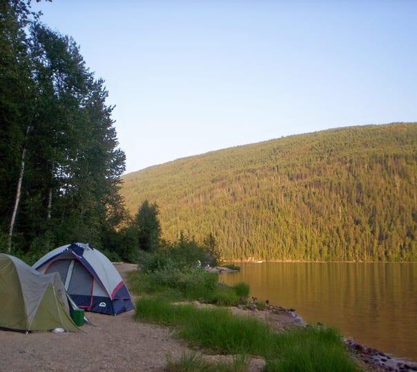 Kasol Riverside Camping