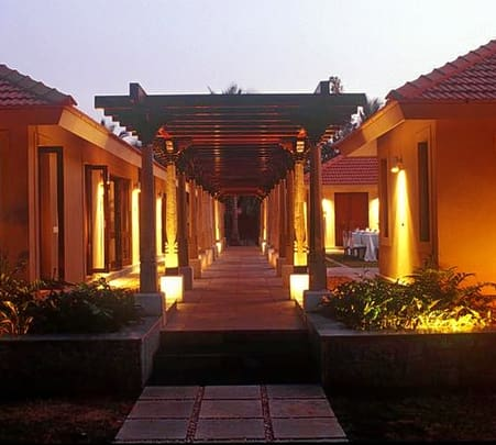 Night Stay at Shreyas Retreat