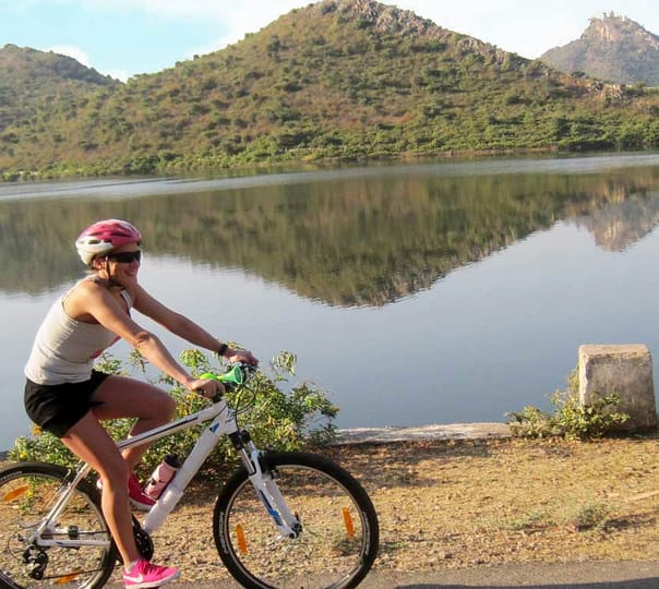 Cycling Tour in Udaipur City and Its Outskirts