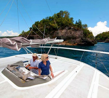Catamaran Cruise to Lembongan Island, Bali - Flat 14% off