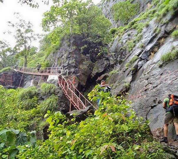Two Days Trek to Mystic Bhimashankar Via Ladder Route