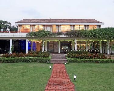 Stay at The Ashok Beach Resort, Pondicherry
