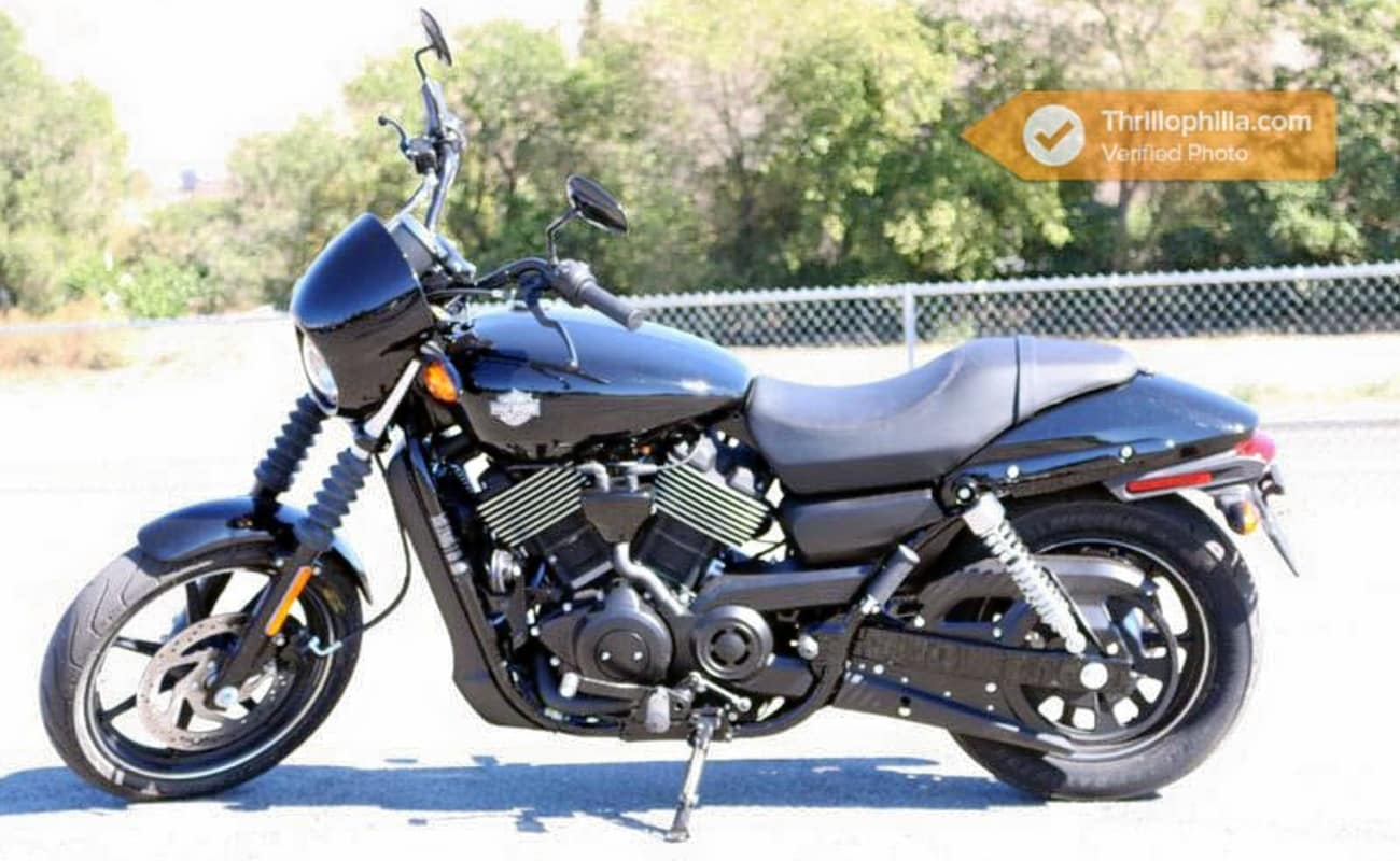 Harley Davidson Street  For Rent In Bangalore