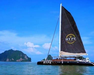 Hype Luxury Boat Club Flat 15% off