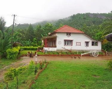 Village Theme Homestay in Sakleshpur