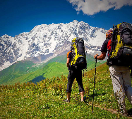 Pin Parvati Trek 2018, Himachal Pradesh