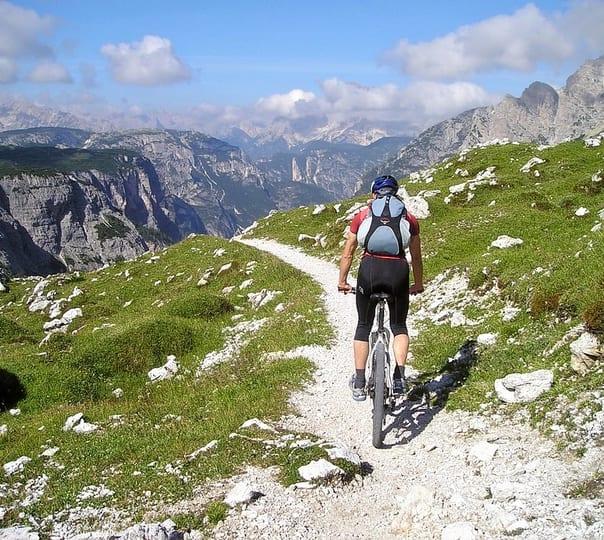 Mountain Biking in Nagar