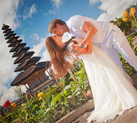 Romantic Bali Honeymoon Tour Package For 7 Days