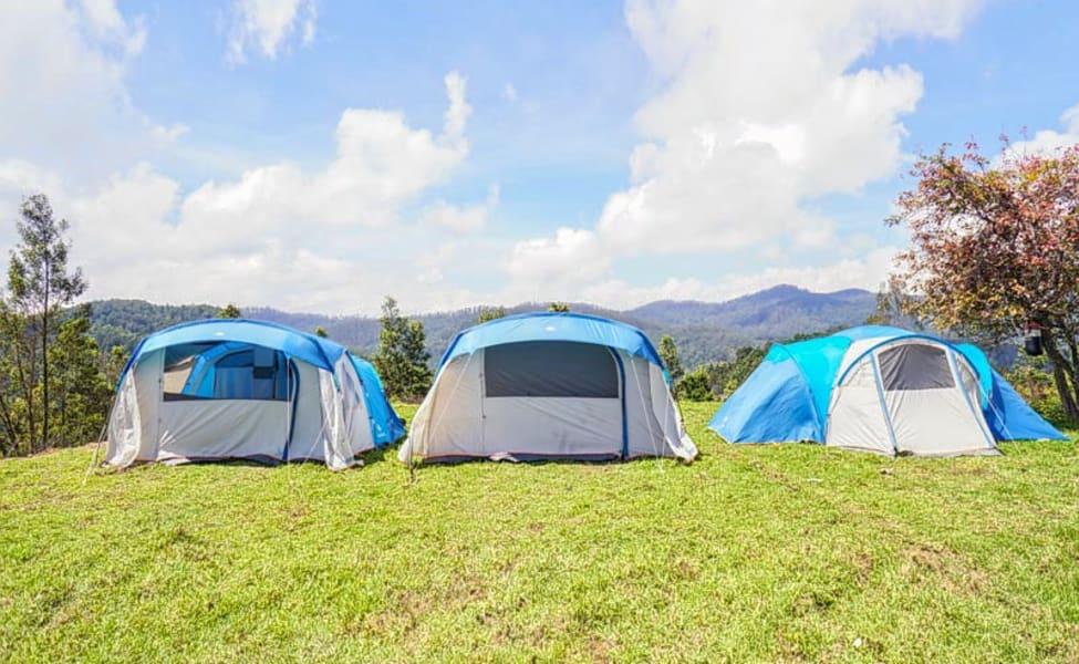 Camping In Kodaikanal With Adventure Activities: Flat 10% Off
