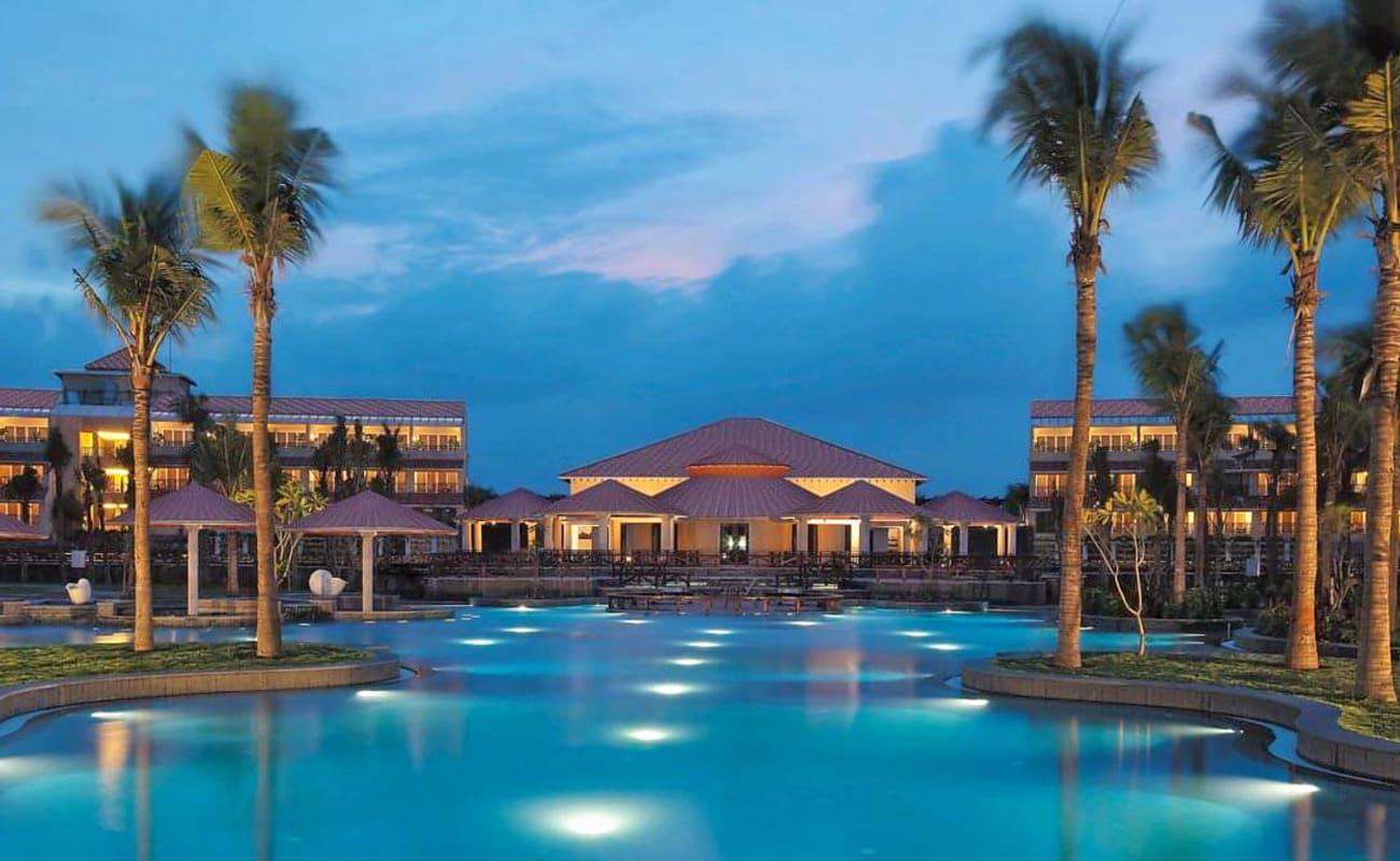 15 Best Beach Resorts In Pondicherry Pondicherry Resorts