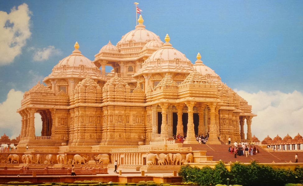 Spiritual tour at the akshardham temple in new delhi thrillophilia thecheapjerseys Gallery